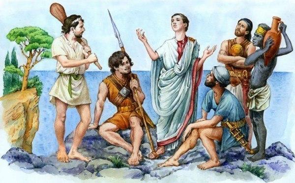 Как Юлий Цезарь попал в плен к пиратам и что из этого вышло?