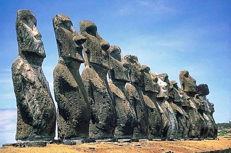 Тайны острова Пасхи