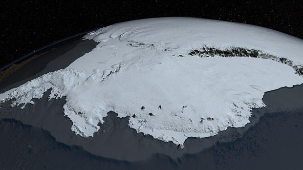 Как выглядит Антарктида безо льда?
