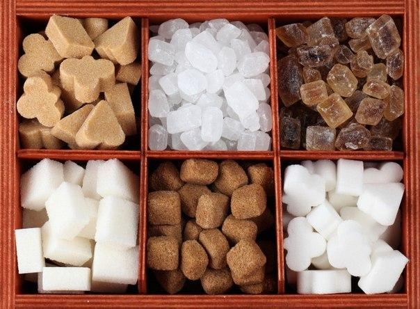 5 фактов о сахаре