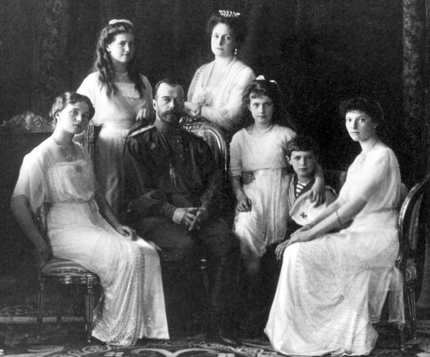 За что убили императора Николая II