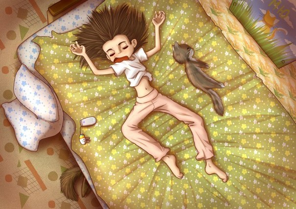 Почему мы забываем сны?
