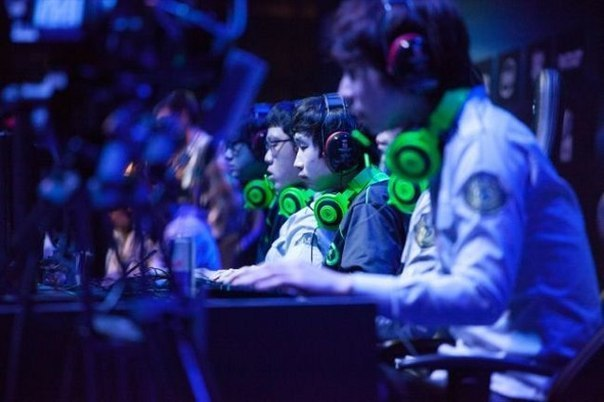 Южнокорейский университет приглашает учиться на геймера