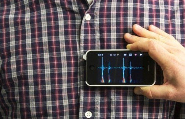 15-летний мальчик превратил iPhone в полноценный стетоскоп