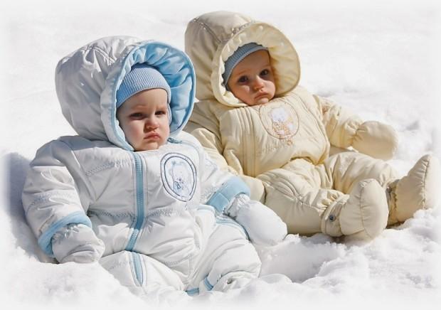 Чем жарче младенцу, тем больше потовых желёз у него будет во взрослом возрасте