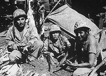 Во время Второй Мировой Войны американские войска использовали код, который так никогда и не был взломан противниками