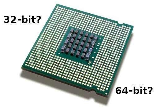 Чем отличаются 32-х битные и 64-х битные системы?