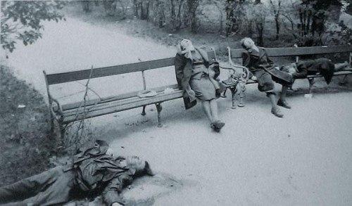 Жестокий поступок нацистского функционера