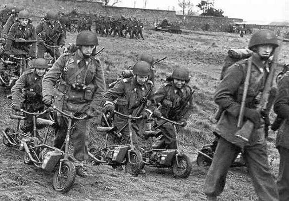 Британские военные извращения