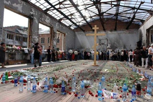 1 сентября 2004 года состоялся захват школы в Беслане