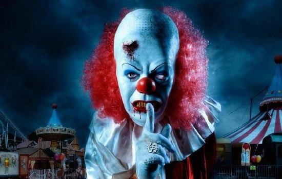Коулрофобия — боязнь клоунов
