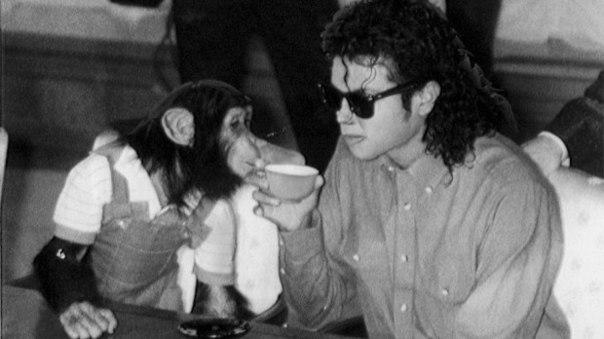 Домашний питомец Майкла Джексона