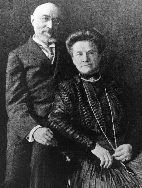 Исидор и Ида Штраусы:реальная история с Титаника