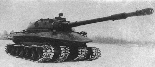 Тяжелый танк для атомной войны