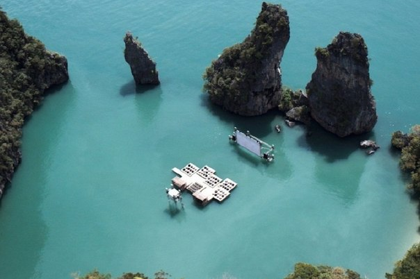 6 самых необычных кинотеатров мира: о них снимают кино