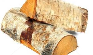 Как горят разные породы деревьев