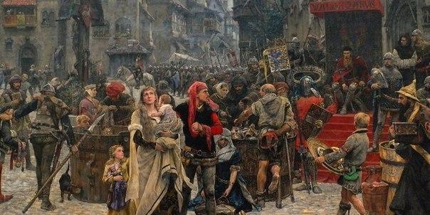 Продолжительность жизни в Средневековье