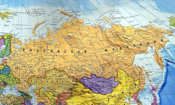 К разговору о том, что США только и мечтают о развале России