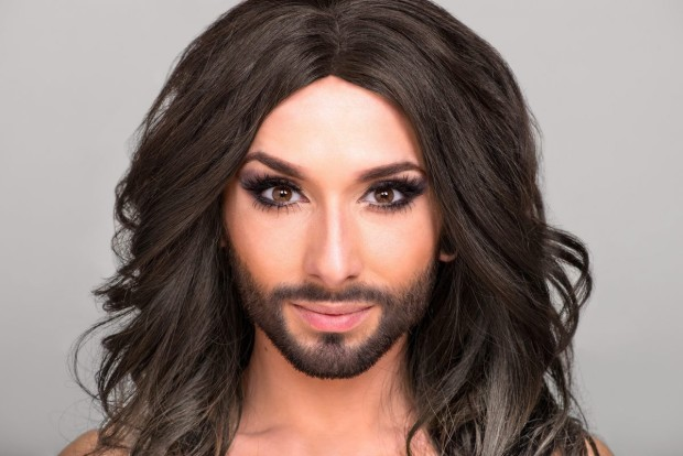 Кончита Вурст станет ведущим «Евровидения 2015»