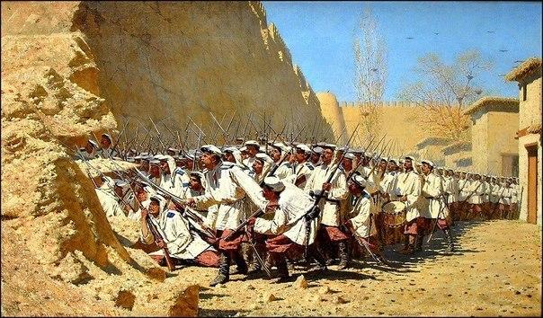 Битва за Самарканд