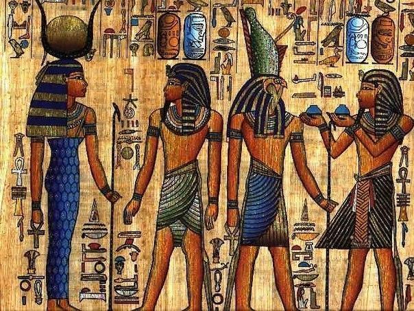 Интересные факты о Древнем Египте