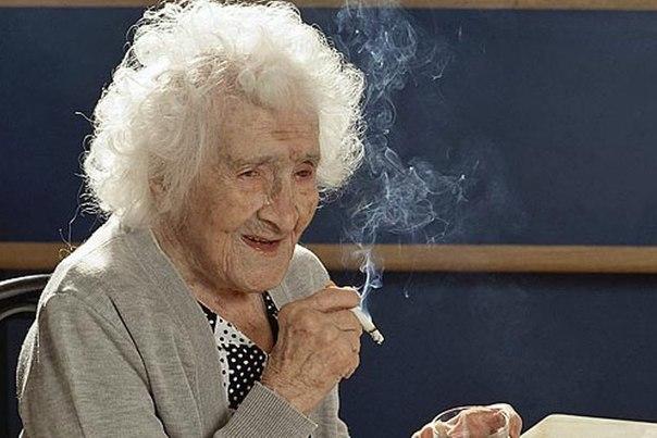 Жанна Кальмон установила мировой рекорд продолжительности жизни — 122 года