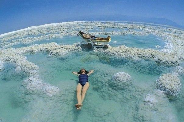 Искупаться в мёртвом море