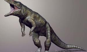 В США открыли гигантского двуногого крокодила