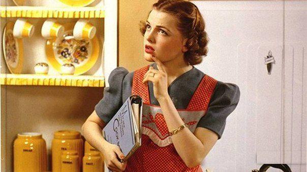 Устав идеальной жены 1955 года