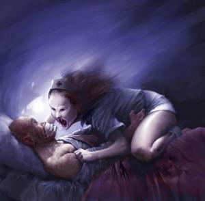 паралич сна
