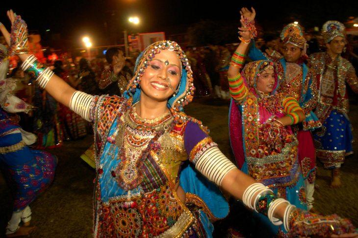 Кто был на новый год в индии
