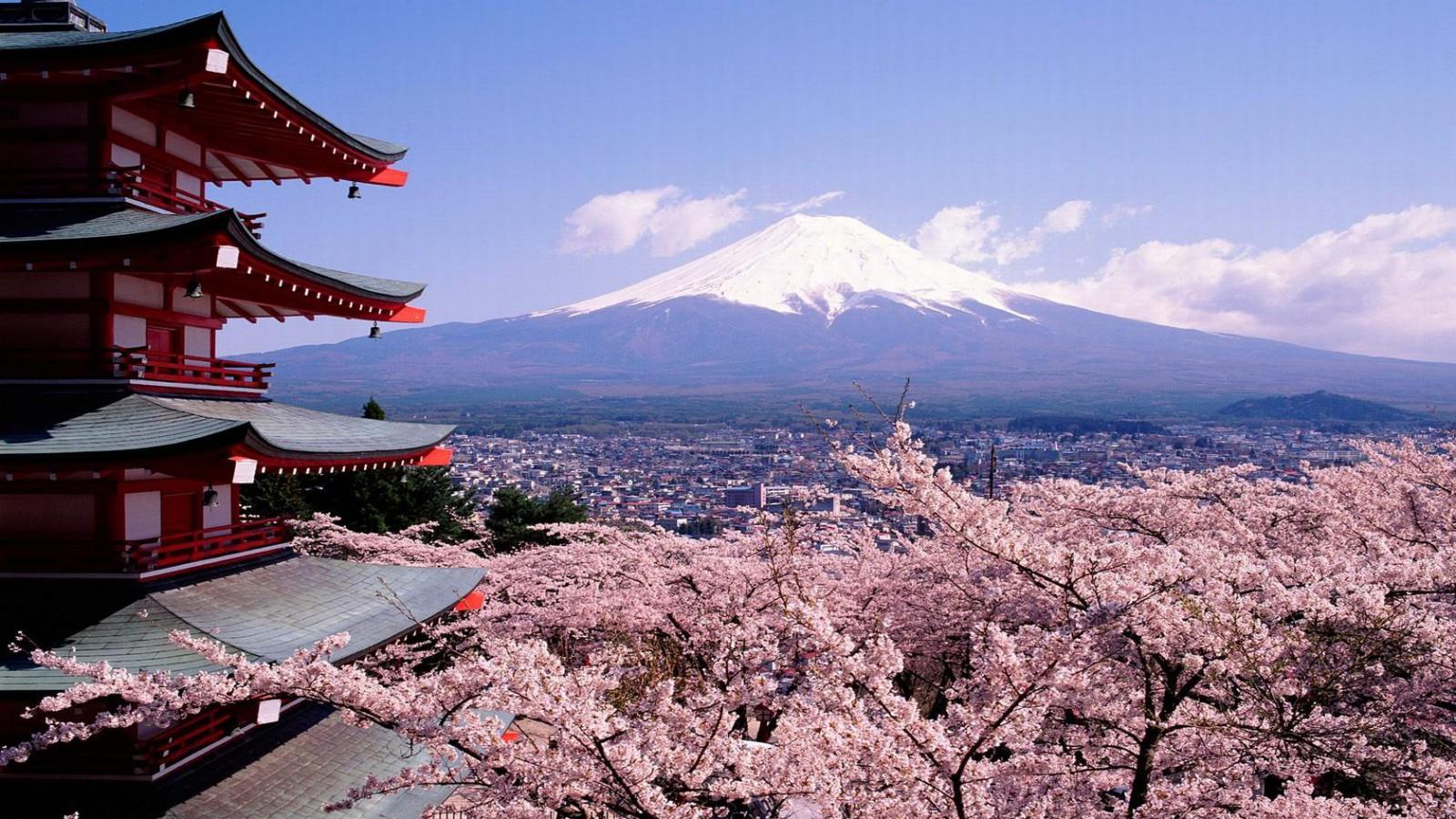 Япония, часть вторая (15 фото)