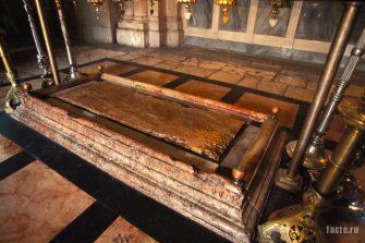 Где находиться гроб господень